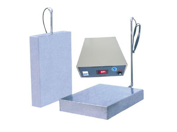 New ultrasonic vibration plate